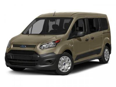 2015 Ford Transit Connect Titanium (Magnetic Metallic)