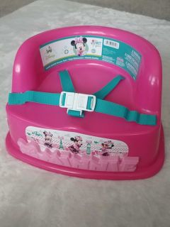 NEW - Minnie Mouse 18+ Booster Seat