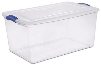 Looking for TOTE BINS and moving BOXES!