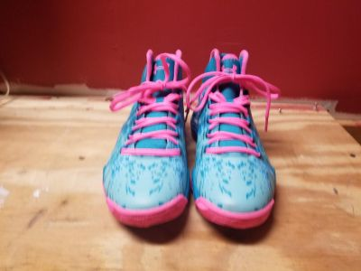 Under Armour Womens Hi Top Comp FIT