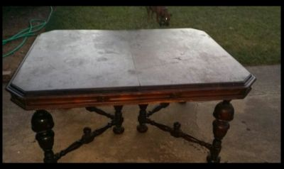 1930 Antique Dining Table