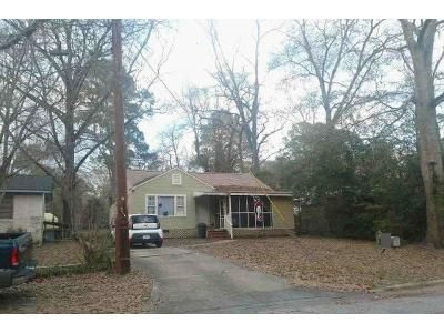 3 Bed 1 Bath Foreclosure Property in Columbus, GA 31907 - Mayfield Dr