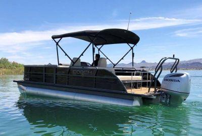 2019 Coach 230 Rear Lounger Pontoon Boats Lagrange, GA