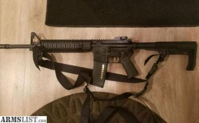 For Trade: Spikes Tactical Spider AR15 with extras