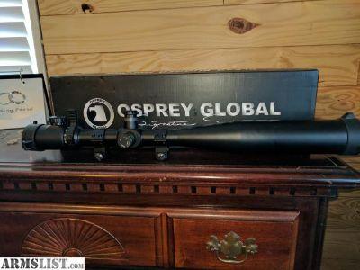 For Sale: Osprey Scope 10-40x50