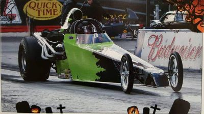 S&H DRAGSTER WITH PMW SWING ARM