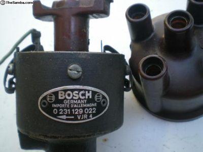 Porsche 356 Distributor BOSCH 0 231 129 022 VJR 4