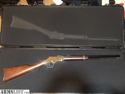 For Sale: Henry Golden Boy .17 HMR