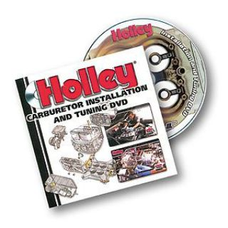 Sell Holley 36-378 Carburetor Installation & Tuning DVD motorcycle in Delaware, Ohio, United States, for US $28.57