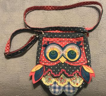 Precious Owl Purse from Claire s New, never used