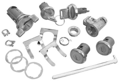 Purchase 69 Camaro Complete lock set NEW motorcycle in Dublin, California, United States, for US $70.00