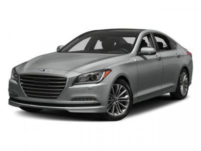 2017 Hyundai Genesis 3.8L (Parisian Gray)