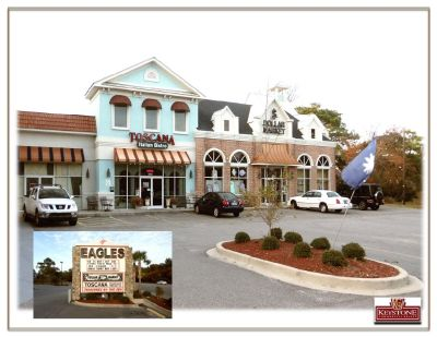 Pink House Square- Retail Space-For Lease-Myrtle Beach