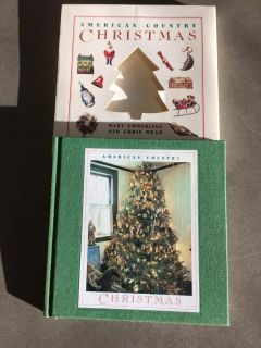 American Country Christmas book