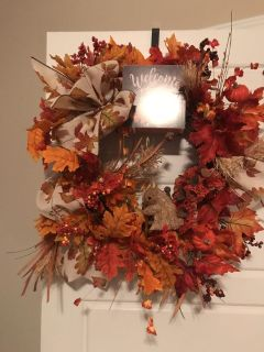 Fall Sale Week this week only all Fall arrangements will be $5 off until Sunday, October 21, at 6:00 pm
