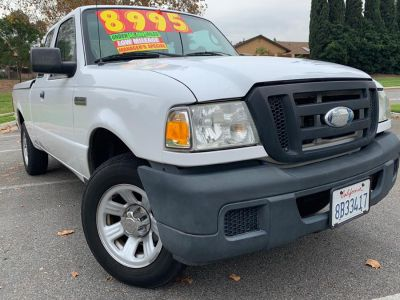 2006 Ford Ranger XL (Oxford White)