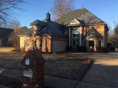 4 Bed 3 Bath Foreclosure Property in Broken Arrow, OK 74014 - N 53rd St