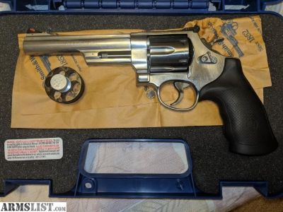 For Sale/Trade: Smith and Wesson 629-6 6 inch