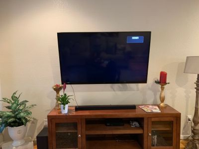 50 inch flat screen- Sanyo