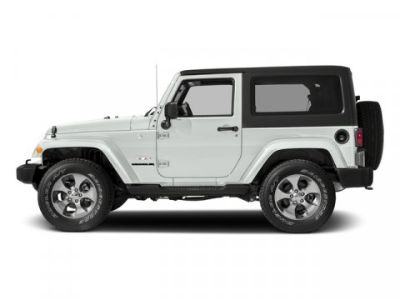 2018 Jeep Wrangler Sahara (Bright White Clearcoat)
