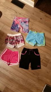 5 pair of size 7/8 shorts. Great condition! See additional photos!