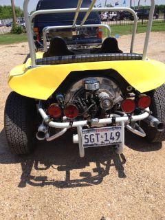 Manx style dune buggy 1971