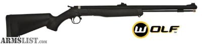 """For Sale: CVA PR2110 Wolf 209 Magnum Break-Action 50cal 24"""""""