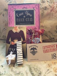 Once Upon A Book Club March Box
