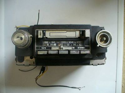 2 Chevy CarTruck AMFMCassette Radios (Itasca)