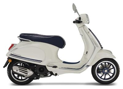 2020 Vespa Primavera 50 Yacht Club Scooter New Haven, CT