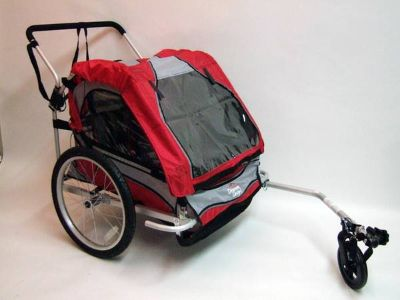 Dreamer Design Bike Trailer