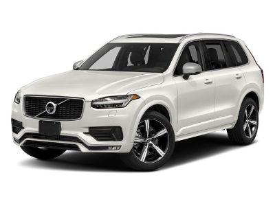 2018 Volvo XC90 R-Design (OSMIUM GREY MET)