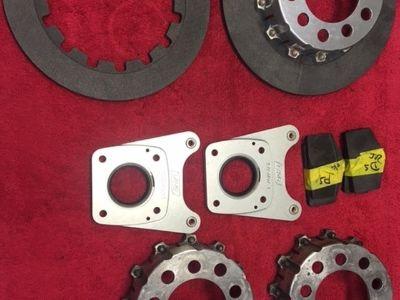 Lamb ProMod,ProStock Carbon brakes