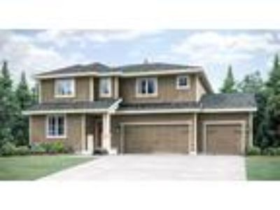 The Carnation 3-car garage by Lennar: Plan to be Built