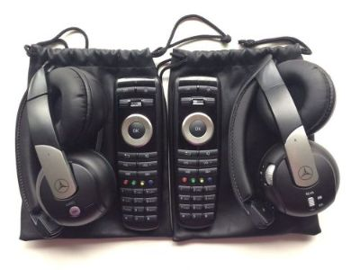 Find 2009-2013 Mercedes-Benz ML GL Class DVD Wireless Headphone-Remote Control set #3 motorcycle in Mount Prospect, Illinois, United States, for US $349.00