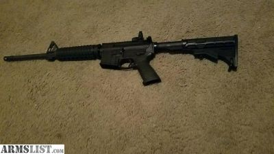 For Sale/Trade: ruger ar 15