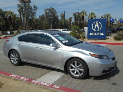 2014 Acura TL 3.5 (Silver)