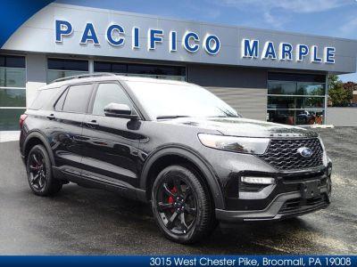 2020 Ford Explorer (Agate Black)