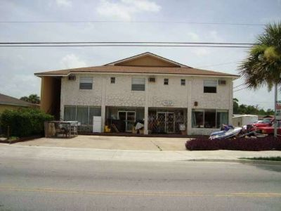 Motel for Sale in Fort Pierce, Florida, Ref# 100614