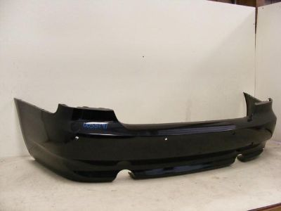 Find BMW 3 SERIES E92 E93 REAR BUMPER W TURBO W/ SENSOR HOLES OEM 07 10 motorcycle in Katy, Texas, US, for US $255.00