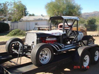 36 Dodge Vintage Modified