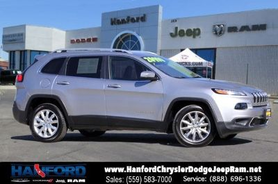 2017 Jeep Cherokee Limited (Bright White Clearcoat)