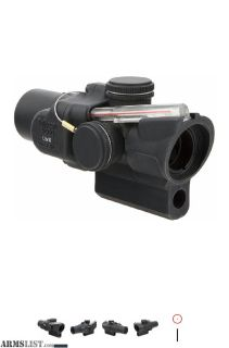 For Sale/Trade: TA44 Compact ACOG