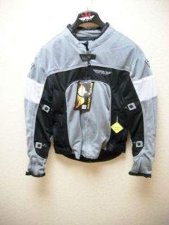 Purchase Fly Racing Coolpro II Mesh Jacket Mens 2XL Silver New! motorcycle in Searcy, Arkansas, US, for US $149.95