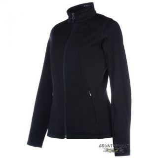 Purchase Klim 2014 Women's Sundance Mid-Layer Moisture-Wicking Performance Jacket - Black motorcycle in Sauk Centre, Minnesota, United States, for US $51.99