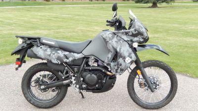 2018 Kawasaki KLR 650