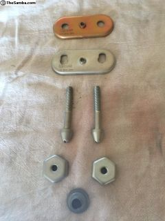 Misc. Rear Latch Parts