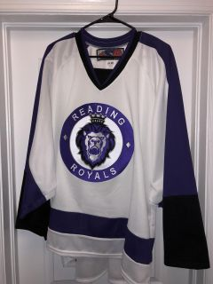 Authentic reading royals jersey