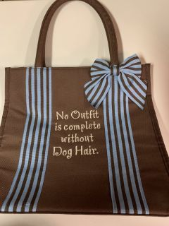 CUTE DOG LOVERS BAG New