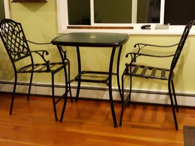 Martha Stewart table and chairs